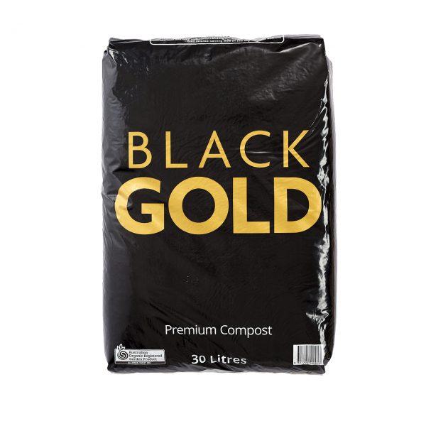 Black Gold Premium Garden Compost